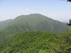 Mt.Omuro from Mt.Okoge.JPG
