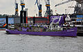 Muhboot – 825. Hamburger Hafengeburtstag 2014 02.jpg