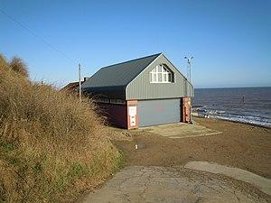 Mundesley Volunteer Inshore Lifeboat - Mundesley Lifeboat Station