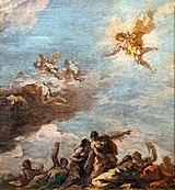 Musée Ingres-Bourdelle - Apollon et les muses - Giovanni Antonio Pellegrini - Joconde06070000185.jpg