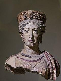 Uni (mythology) Etruscan goddess