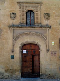 Art museum in Córdoba, Spain