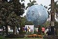 Museum Of The Moon Installation - Victoria Memorial Hall - Kolkata 2018-02-17 1328.JPG