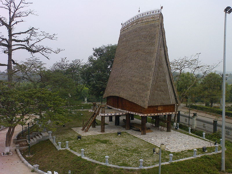 Tập tin:Museum of Ethnic Culture Vietnam4.jpg