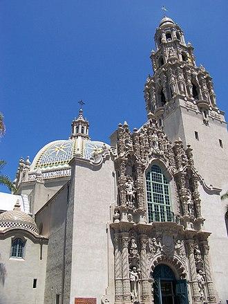 California Quadrangle - California Building and California Tower