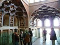Music hall of Ali Qapu Isfahan 2014.jpg