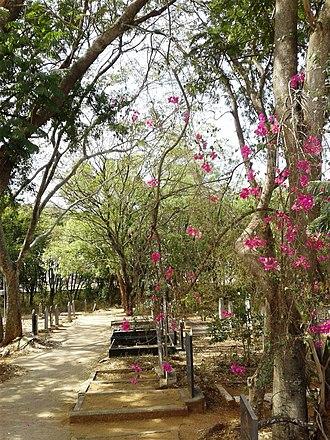 Chamarajanagar district - Muslim Cemetery, Chamarajanagar