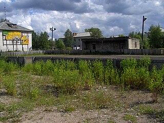Muyezersky (urban-type settlement) Urban-type settlement in Republic of Karelia, Russia