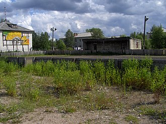 Muyezersky (urban-type settlement) - In Muyezersky