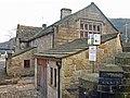 Mytholmroyd Farmhouse, St George' Fold, Mytholmroyd - geograph.org.uk - 273864.jpg