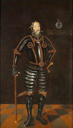 Nádasdy family - Tamás I Nádasdy (1498–1562)
