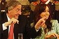 Néstor y Cristina Kirchner en el Salón Blanco.jpg