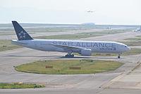 N218UA - B772 - United Airlines