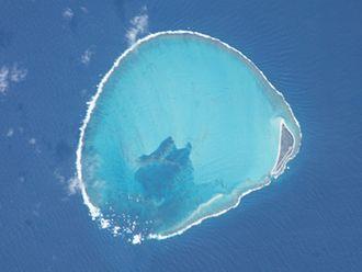 Kure Atoll - Image: NASA Kure Atoll