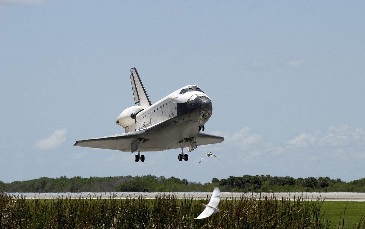 size of space shuttle atlantis - photo #41