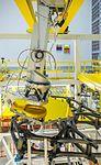 NASA Webb Telescope Mirrors Installed with Robotic Arm Precision (24544051132).jpg