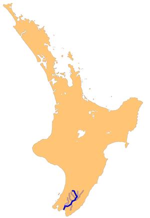 Ruamahanga River - Image: NZ Ruamahanga R