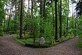 Na rozstaju dróg. Leśne Arboretum Warmii i Mazur w Kudypach im. Polskiego Towarzystwa Leśnego. - panoramio.jpg