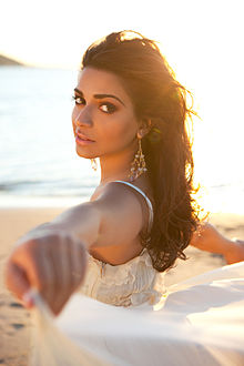 singer-songwriter Nadia Ali