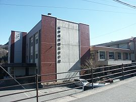 Nagano Prefecture Anan High School 1.JPG