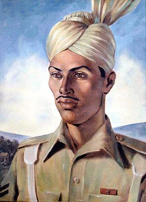 Fazal Din - Naik Fazal Din, VC c.1945