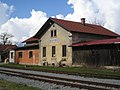 Naklo-former train station (from Kranj).jpg