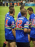 Namibia Rugby Team