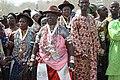Nan Lilé, prêtresse de la divinité Sakpata, appelée dieu de la terre au Bénin 05.jpg