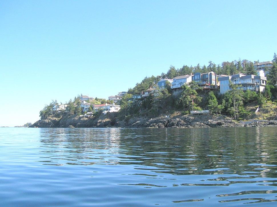 Nanaimo from Georgia Strait (3923152907)
