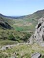 Nant Ffrancon Valley, Snowdonia - geograph.org.uk - 1424790.jpg