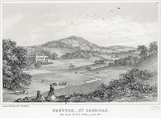Nanteos, co. Cardigan: the seat of W.E. Powell, Esq. M.P