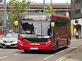 National Express West Midlands - 37 bus - Park Street, Birmingham (opposite Selfridges) (18988438503).jpg