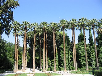 National Garden, Athens - Image: National Gardens