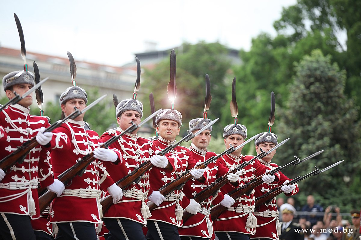 bulgarian armed forces day wikipedia