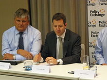 Nationwide's Chris Rhodes and Chris Leslie MP at Getting the UK saving again Are radical solutions needed?.jpg