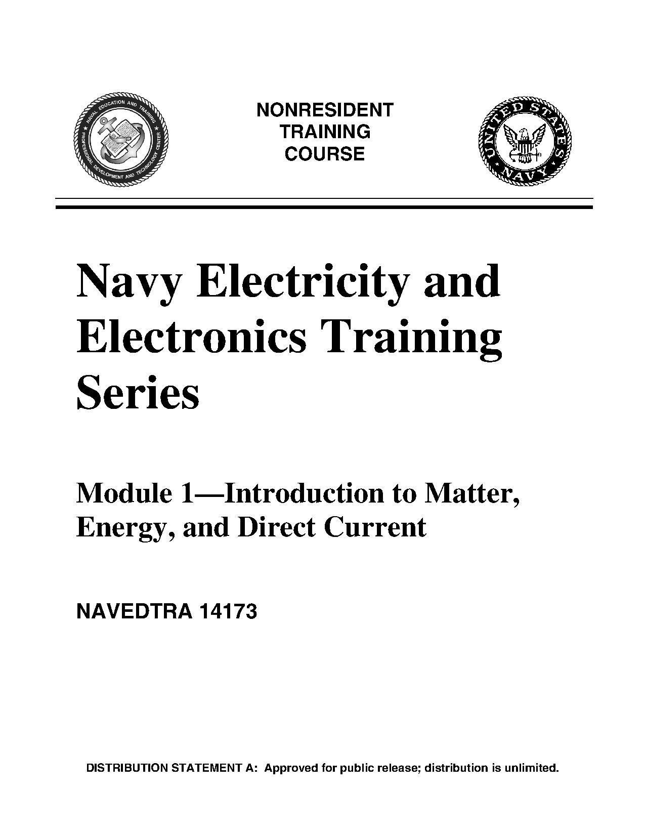 File:Navy Electricity and Electronics Training Series -Introduction