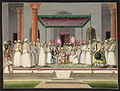Nawab Mubarak al-Daula of Murshidabad (1770-93) enthroned in durbar.jpg