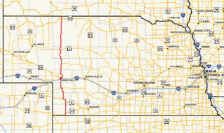 Nebraska Highway 61 highway in Nebraska