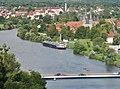 Neckar mit Ritterstiftskirche Sankt Peter - panoramio.jpg