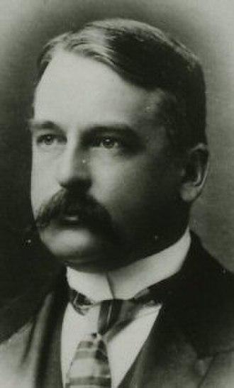 Tasmanian state election, 1903 - Image: Neil Elliott Lewis
