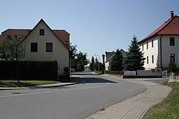 Bautzener Straße in Neschwitz