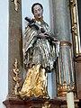 Neufelden - Kirche Annenaltar 4 Aloysius.jpg