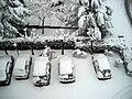 Neve nel Cortile Via L. Grassi 37 - panoramio.jpg
