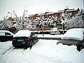 Neve parcheggio sede RAI - panoramio.jpg