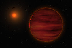 New Brown Dwarf in the Solar Neighbourhood (Artist's Impression).jpg