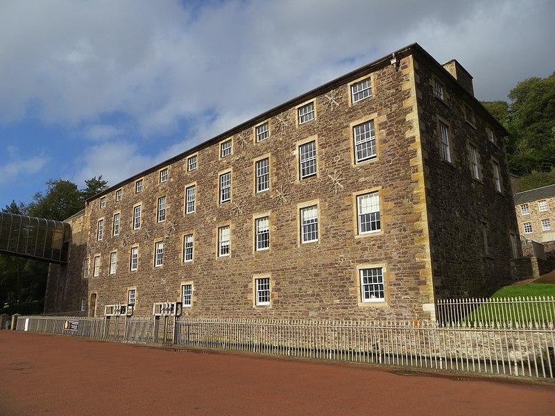File:New Lanark (29399491603).jpg