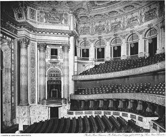 Century Theatre (New York City) - Auditorium