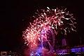 New Years 2014 Fireworks - London Eye.jpg