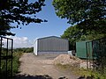 New barn, Polstone Brake - geograph.org.uk - 1381355.jpg