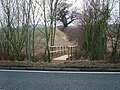 New footbridge carrying the Trent Valley Way north from the A617 - geograph.org.uk - 1101535.jpg